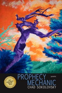 PROPHECY MECHANIC COVER